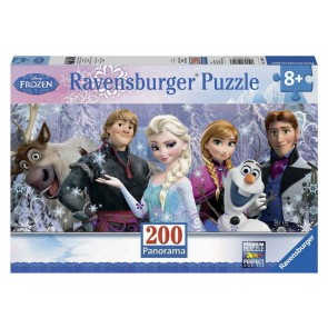 Ravensburger Disney Frozen theme puzzle