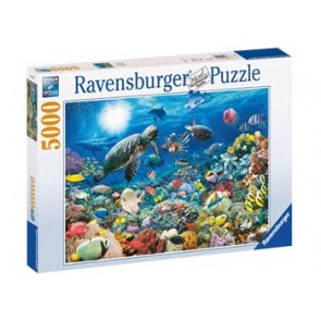 Ravensburger - Beneath The Sea Puzzle 5000 pc