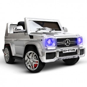 Licensed Mercedes G65 AMG kids ride on car