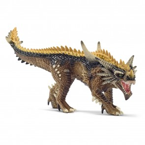 Schleich Dragon Hunter  figurine