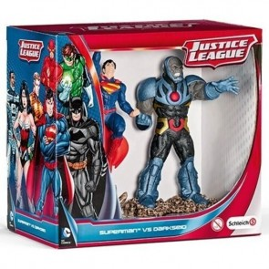 Schleich – Superman vs Darkseid Scenery Pack figure