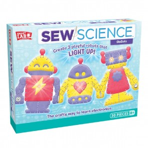 SmartLab Sew Science robot Plush
