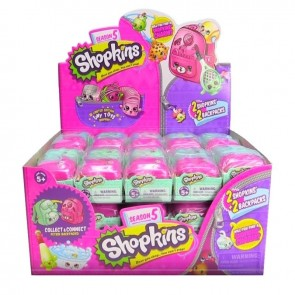 shopkins season 5 blind bag backpack