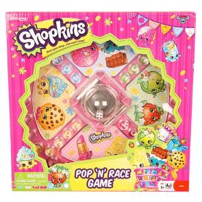 Shopkins Pop N Race Game