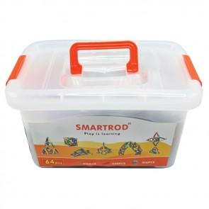 Smartrod Magnetic 64 pieces