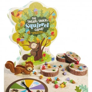 Snacky Squirrel Kids Game