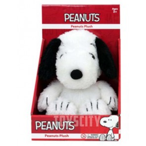 peanuts snoopy plush