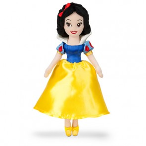 DISNEY SNOW WHITE PRINCESS PLUSH DOLL