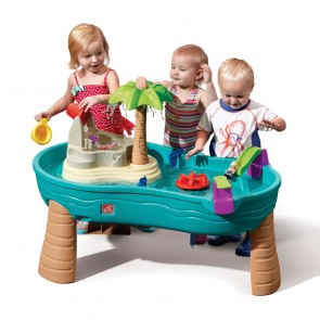 step2 outdoor water table
