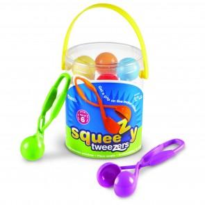 Squeezy Tweezers Learning Resources