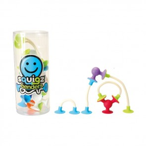 Squigz silicone rubber toy