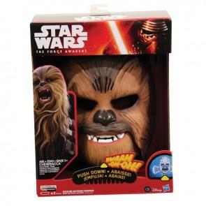 star wars Chewbacca Talking Mask