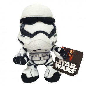 Star Wars First Order Storm Trooper Plush 10""