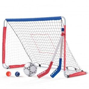 step2 hockey soccer play set