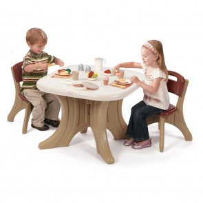 step2 kids table chair set