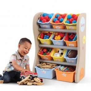step2 children toy storage organiser
