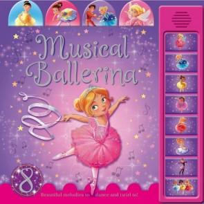 Tabbed Sound Book - Musical Ballerina
