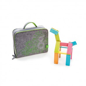 Tegu Felt Travel Tote Bag