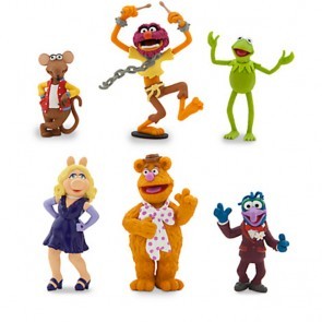 The Muppets Figure Play Set