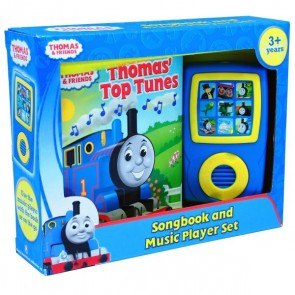 Thomas and Friends - Music Storybook and Music Player Set