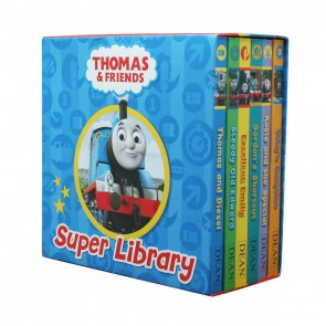 Thomas & Friends Super Library