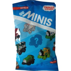 Thomas Mini train Collectables blind bag