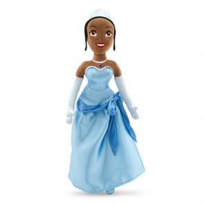 Tiana Plush Doll The Princess and the Frog