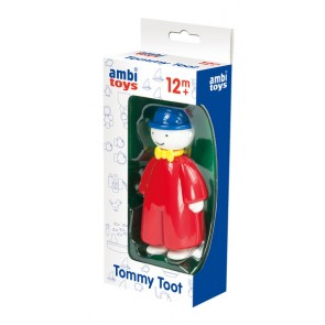 Ambi toy Whistle Tommy Toot
