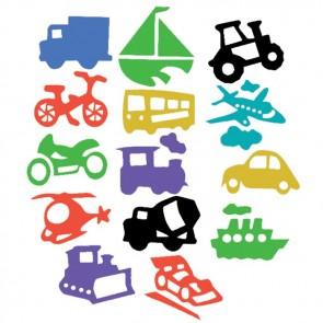 Transport Stampers Set