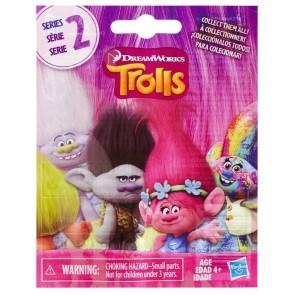 DreamWorks Trolls: Surprise Mini Figure Blind Bag