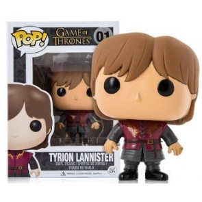 Game of Thrones tyrion lannister figure pop!