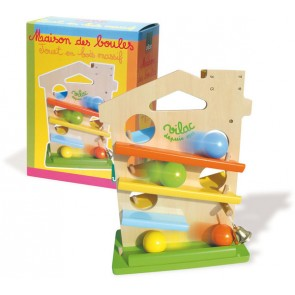 sliding Ball Wooden Toy Vilac