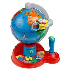 VTech Fly and Learn Globe