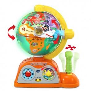 VTech Discovery Globe toy