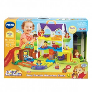 Vtech baby Toy Busy Sounds Discovery Home