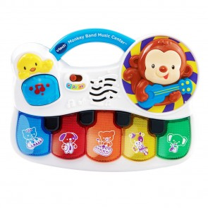 vtech piano monkey music
