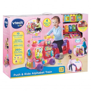 VTech Push & Ride Alphabet Train Toy