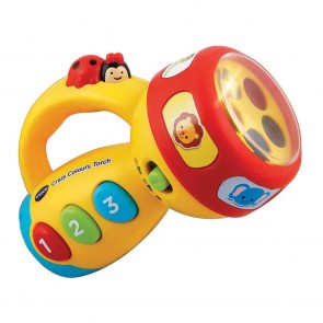 VTech Cazy Colour Torch