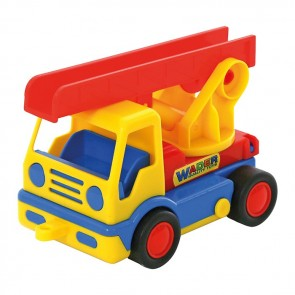 Wader Basic Fire Engine Toy