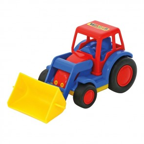 Wader Basic Tractor with Shovel