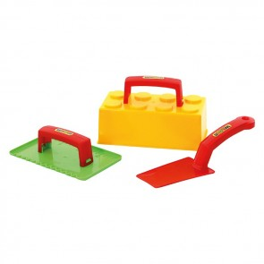Wader Bricklayer Set of 3