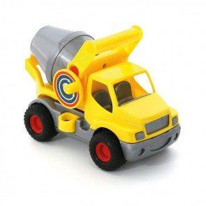 Truck Cement Mixer vehicle