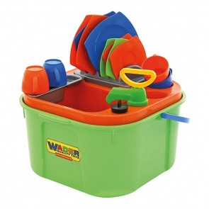 Wader Wash Up Set 18 Pieces