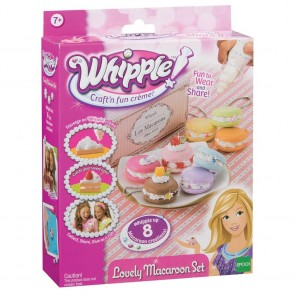 Whipple Macaroon Cake Decoration Set