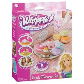 Whipple Macaroon Cake Decoration Set