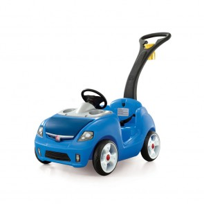 Blue Riding Car Toy