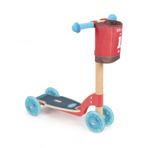 kids scooter by vilac toy