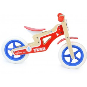 balance bike toddler wooden toy