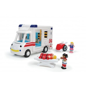 WOW Toys  Medical Rescue ambulance