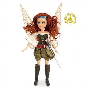pirate fairy zarina doll
